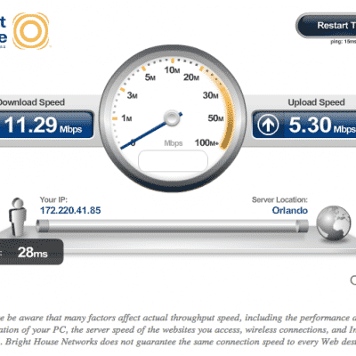 New Tool Tuesday: Online Speed Tests