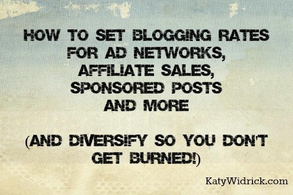 Blog Rates