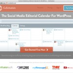 CoSchedule Editorial Calendar for Bloggers