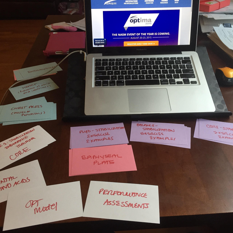 Ultimate NASM CPT Study Guide | Life In Leggings