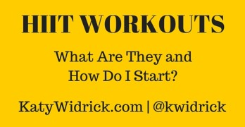 Fit Tip Friday: HIIT Workouts