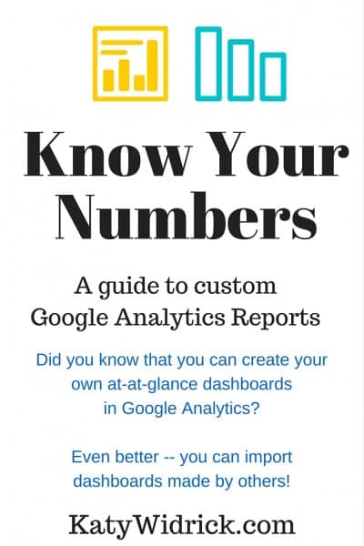 A Guide to Custom Google Analytics Reports