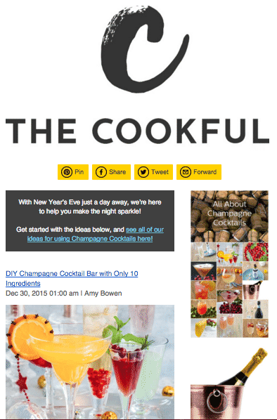 The Cookful Newsletter