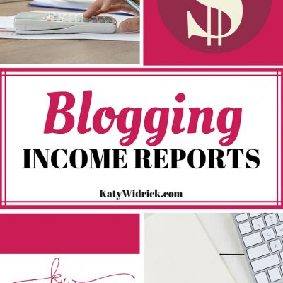 Blog Income Reports Revealed