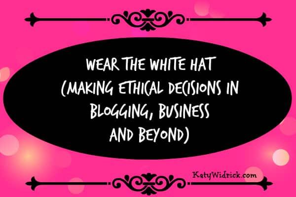 White Hat Pinnable