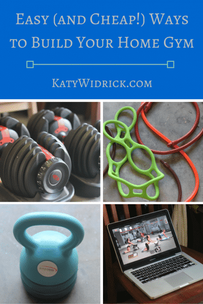 9 Things You'll Find in My Home Gym (Not Counting the Litter Box)